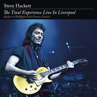 DVD + Audio CD Steve Hackett. The Total Experience Live In Liverpool