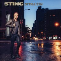 LP Sting. 57Th & 9Th [синий] (LP)