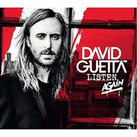 Audio CD David Guetta. Listen Again