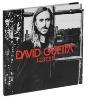 Audio CD David Guetta. Listen.