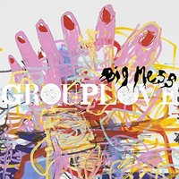Audio CD Grouplove. Big Mess