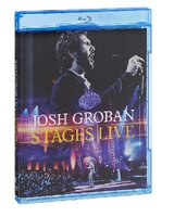 Blu-Ray + Audio CD Josh Groban. Stages Live