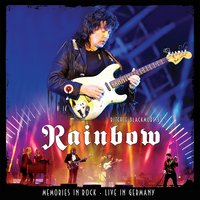 Ritchie Blackmore's Rainbow. Memories in Rock - Live in Germany (2CD+DVD+Blu-Ray)