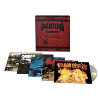 Audio CD Pantera. The Complete Studio Albums 1990-2000