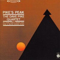Audio CD Dave Pike. Pike's Peak