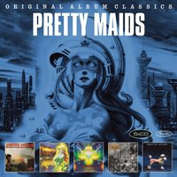 Audio CD Pretty Maids. Original Album Classics (Red, Hot And Heavy. Future World. Jump The Gun. Sin-Decade. Stripped)