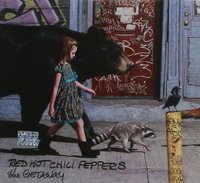 Red Hot Chili Peppers. The Getaway (CD)