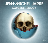 Jean-Michel Jarre. Oxygene Trilogy (3 CD)