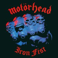 Motörhead. Iron Fist (LP)