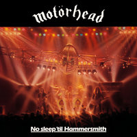 Motörhead. No sleep 'til Hammersmith (LP)