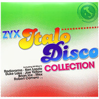 Various Artists. Zyx Italo Disco Collection 2 (2 LP)