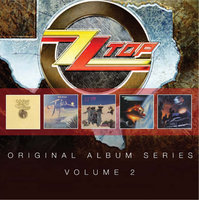 ZZ Top. Original Album Series (5 CD)