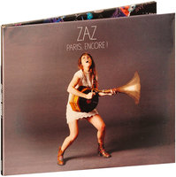DVD + Audio CD Zaz. Paris, Encore!