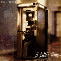 Audio CD Neil Young. A Letter Home