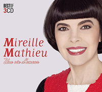 Mireille Mathieu. Best Of. Une Vie D'Amour (3 CD)