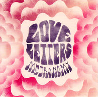 Metronomy. Love Letters (CD)