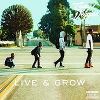 Audio CD Casey Veggies. Live & Grow