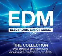 Various Artists. EDM. The Collection (2 CD)