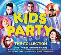 Various Artists. Kids Party. The Collection (2 CD)