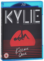 Kylie Minogue. Kiss Me Once. Live At The Sse Hydro (Blu-Ray + CD)