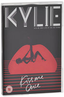Kylie Minogue. Kiss Me Once. Live At The Sse Hydro (DVD + CD)