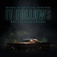 Audio CD OST. It follows. Music by Disasterpeace.