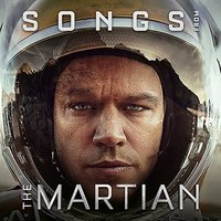 Various Artists. Songs From The Martian (CD) / Саундтрек к фильму Марсианин.