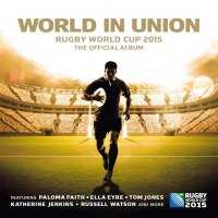 Audio CD Various Artists. Rugby World Cup 2015. The Official Album.