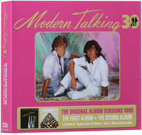 Modern Talking. First & Second Album 30th Anniversary (3 CD)