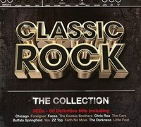 Various Artists. Classic Rock. Collection (3 CD)