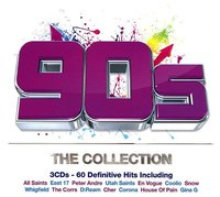 Various Artists. 90's. The Collection. (3 CD)