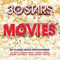Audio CD Various Artists. 30 Stars. Movies.