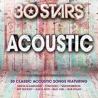Audio CD Various Artists. 30 Stars. Acoustic.
