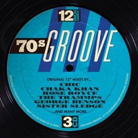 Audio CD Various Artists. 12 Inch Dance. 70s Groove