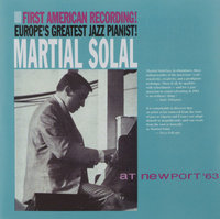 Martial Solal. At Newport '63 (CD)