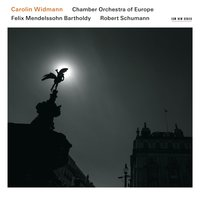 Audio CD Carolin Widman / The Chamber Orchestra of Europe. Mendelssohn/Schumann