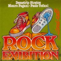 Demetrio Stratos. Rock And Roll Exibition (Live) (CD)