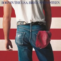 Bruce Springsteen. Born in the USA (CD)