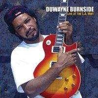 Audio CD Duwayne Burnside. Live At The L.A. Mint