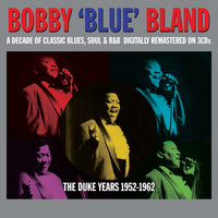 Audio CD Bobby Blue Bland. Duke Years 52-62