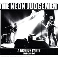 Audio CD The Neon Judgement. A Fashion Party