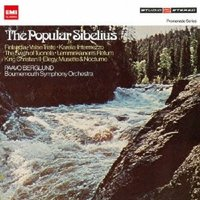 Audio CD Paavo Berglund. The Popular Sibelius