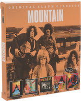 Mountain. Original Album Classics (5 CD)