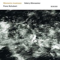 Audio CD Valery Afanassiev. Schubert: Moments Musicaux