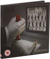 DVD + Audio CD Muse. Drones