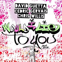 Audio CD David Guetta & Cedric Gervais & Chris Willis. Would I Lie To You