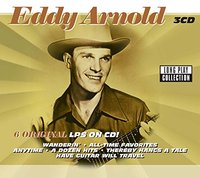 Eddy Arnold. Long Play Collection (3 CD)