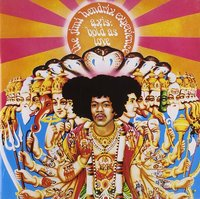 The Jimi Hendrix Experience. Axis: Bold As Love (CD)