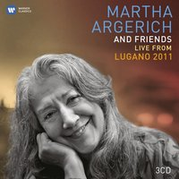 Audio CD Martha Argerich. Martha Argerich and Friends Live at the Lugano Festival 2011