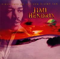 Jimi Hendrix. First Rays Of The New Rising Sun (CD)